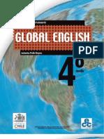 Libro Global English 4 Medio Chile