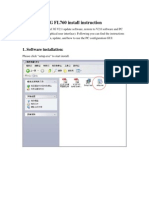 3G FL760 Install Instruction_English