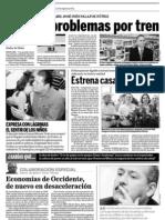 29-08-11 Economías de Occidente, de nuevo en desaceleración