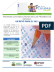 """Boletín digital del proyecto """"Ojo a la Calidad de la Educación para Barranquilla"""" I semestre 2011"""