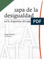 EL MAPA DE LA DESIGUALDAD