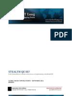 GMTP - Stealth QEIII? (US)