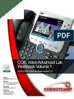 Ccie Voice Advanced Lab Workbook