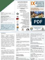 IX Encuentro Nacional de Escuelas Campesinas