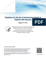 Pediatric Guidelines