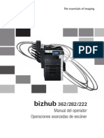 Bizhub 362 282 222 Ug Advanced Scan Operations Es 1 1 1