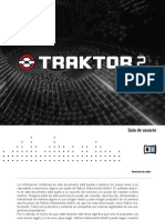 Traktor 2 Application Reference Spanish