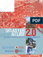 Disaster Relief 20 Report