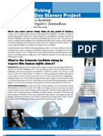 SchusterFlier HumanTrafficking-Factsheet April 2011
