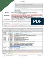 UT Dallas Syllabus for pa6321.001.11f taught by Teodoro Benavides (tjb051000)