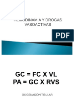 vasoactivos