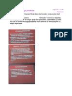 Fundamentos de La Cirugia Periodontal