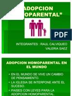 Se aprueba adopcion homosexual relationships