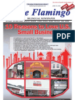 The Flamingo September issue