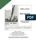 Archer, Jeffrey - Kain Und Abel