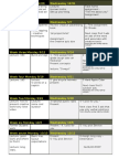 Portfolio 1 Fall Schedule