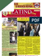 Latest Edition, El Latino de Hoy, 10-01-2008