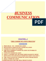 Amity- Business Communication 2