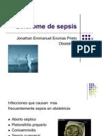 Sindrome de Sepsis[1]