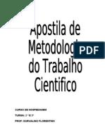 METODOLOGIA CIENTFICA