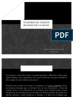 Tumores de Tejidos Blando de La Mano