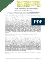Softwares de análise de performance em arquitetura digital SCPs