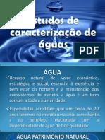 Caracterização de água_final