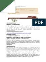 C-318 de 2008 Corte Define Princpio de Necesidad Medida de Aseguramiento-Ver