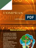1.-  Compras Generalidades