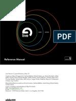Ableton Live 5 Manual Es