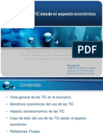 Equipo 5 - El uso de las TIC desde el aspecto económico