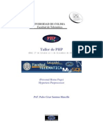 Taller Php