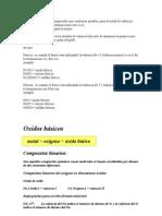 nomenclatura quinica