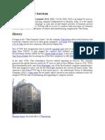Tata Consultancy Services Profile 2011