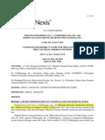 TEXAS CASE CHALLENGES MERS- Kingman Holdings v CitiMortgage MERS April 21 2011 US Dist LEXIS Ct ED Tex April 21 Copy