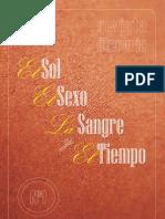 Revista El Sol, El Sexo, La Sangre y El Tiempo Nº 1