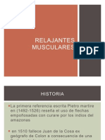 Expo Relajantes Musculares