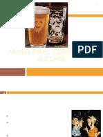 Abuso en El Consumo de Alcohol