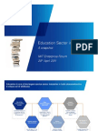India Education Landscape - Anand than