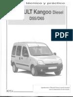 Renault kangoo D55 y D65 mecanica electricidad chapa ¡¡TODO!!