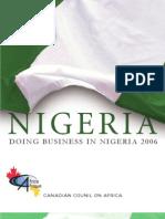 DoingBusinessInNigeria Sampler
