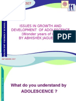 Growth and Dev Elopement by Abhishek Jaguessar