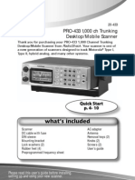 Pro-433 Users Guide