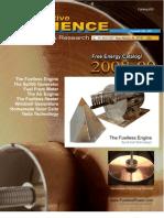 Free energy/ Alternative Energy Catalog 2007