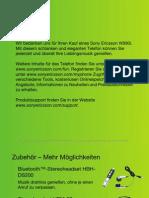 Handbuch W890i_UG_DE_1203_2745_2