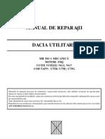 Manual service ( reparatii ) dacia papuc diesel F8Q