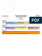grade 8 mathematics overview aug 2011