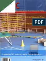 Boletín EFTIC nº1 Septiembre 2011