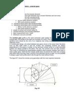 Formulas for Gear Calculation - External Gears