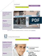 Audioprothesiste Bandol - Audition Conseil Bandol
